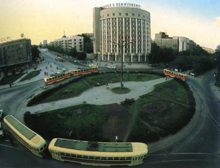 Экскурсия в трамвайную историю Екатеринбурга.