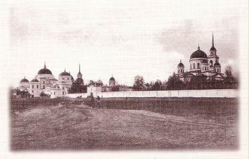 13 ново тихвинский монастырь